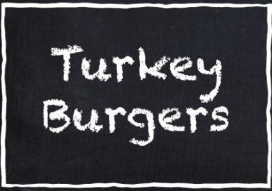 Garretts Turkey Burgers