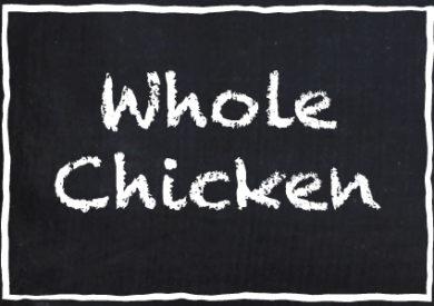 Garretts Whole Chicken