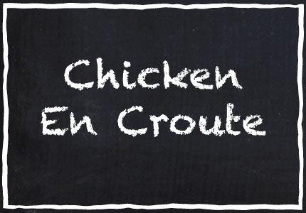 Garretts Chicken En Croute